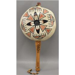 JEMEZ INDIAN RATTLE (F SHENDO)
