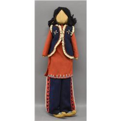 IROQUOIS INDIAN DOLL