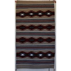 NAVAJO INDIAN TEXTILE (GLORILENE HARRISON)