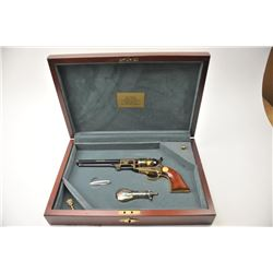 Robert E. Lee Commemorative 1851 Navy  percussion revolver authorized by the U.S.  Historical Societ