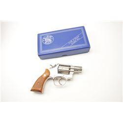 Smith & Wesson Model 10-7 DA revolver, .38  S&W Special caliber, Serial #8D49584.  The  pistol is in