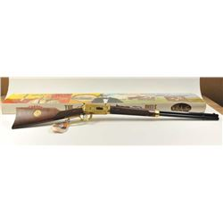 Oliver F. Winchester Commemorative lever  action rifle, .38-55 caliber, Serial  #OFW16910.  The rifl