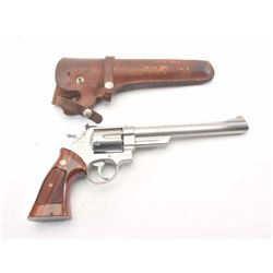Smith & Wesson Model 629 DA revolver, .44  magnum caliber, Serial #N851851.  The pistol  is in fine