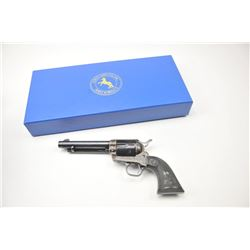 Colt 3rd Generation SA Army revolver, .38-40  caliber, Serial #S35969A.  The pistol is as  new in th