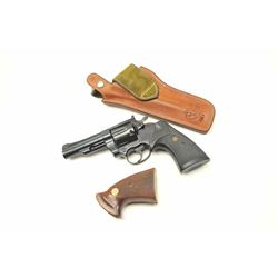 "Colt Trooper MKIII Double Action Revolver in  .357 Mag with a 4"" barrel, S/N 28990. 95%-98%  origina"