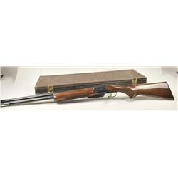 Browning Citori O/U shotgun, 20 gauge for 2  ¾�� and 3�� shells with 26�� barrels and 5 screw  in Invec