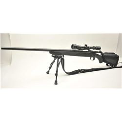 Savage Model 10 bolt action rifle, .308  Winchester caliber, Serial #G032758.  The  rifle is in very