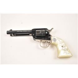 Nevada Centennial two gun Commemorative set  in .45 LC and .22 calibers with deluxe  engraved extra
