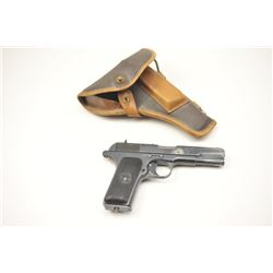 """Tokarev Semi-Auto Pistol in 7.62 Tokarev  caliber with military markings and numbered  """"PT2305"""" with"""