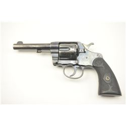 """Colt 1895 Double Action Revolver in .41 L.C.  with a 4 ½"""" barrel in good to very good  original cond"""
