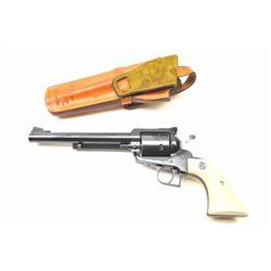 "Ruger Super Blackhawk Single Action Revolver  in .44 Mag caliber with a 7 ½"" barrel, blued  finish,"