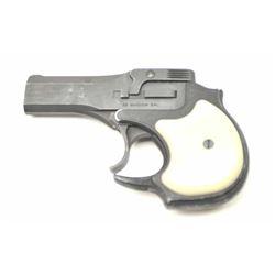 Hi Standard Model 101 O/U derringer in .22  mag caliber, S/N 96371. 95%+ original finish  with carry