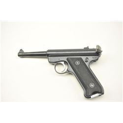 "Ruger MK I Semi-Auto pistol in .22 caliber  with a 4 ½"" barrel, S/N 17-16886. 98%  original blue wit"