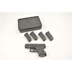 Glock Model 27 Sub-Compact semi-automatic  pistol, .40 S&W caliber, Serial #CUY630US.   The pistol i