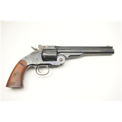 New Model Schofield 1875 Revolver by Navy  Arms Co in .45 L.C. in excellent condition in  box with w