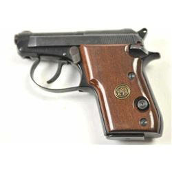 Beretta Model 21A semi-automatic pistol, .22  LR caliber, Serial #BAS06661U.  The pistol is  in fine