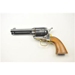 Dakota SAA revolver by Hammerli, .45 Long  Colt caliber, Serial #52876.  The pistol is  in fine over