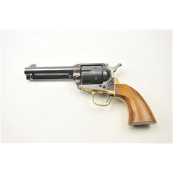 Dakota SAA revolver by Hammerli, .45 Long  Colt caliber, Serial #52876.  The pistol is  in fine over