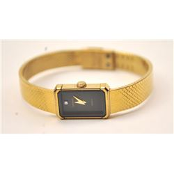 One beautiful ladies top of the line Lassale  wrist watch in perfect working condition  Est:$150-300