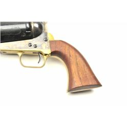 Army San Marco Italy Reproduction of Colt 3rd  Model Percussion Dragoon in .44 caliber, S/N  88598.