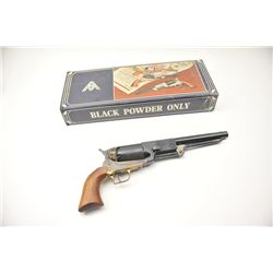 Armi San Marco made in Italy reproduction  1847 Walker in .44 blackpowder, S/N 22787.  Excellent to