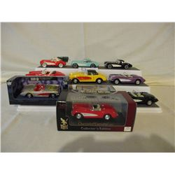 10 Chevrolet Corvette 1950s Car Models