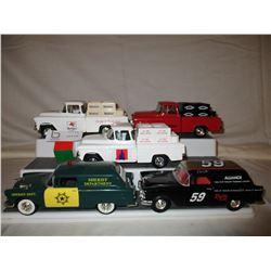 5 Chevrolet 1950s Truck Banks