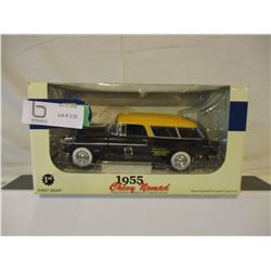 N.I.B Chevrolet 1955 Nomad 1/25 Scale