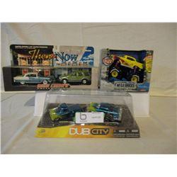 3 N.I.B Chevrolet Assorted Automotive