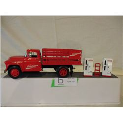 Chevrolet 1957 Coca-Cola Delivery Truck and Accessories