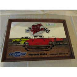 """Chevrolet 1955-57 Car Wall Unit Plaque 13"""" by 19"""""""