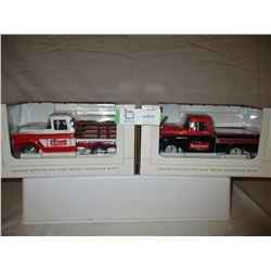 4 N.I.B Chevrolet 1957 Truck Models