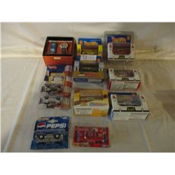 11 N.I.P Chevrolet Assorted Hot Wheels