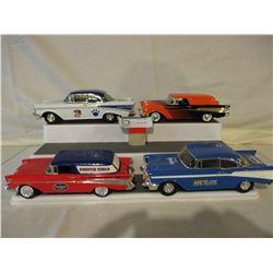 6 Chevrolet 1957 Car Models