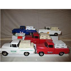 5 Chevrolet 1955 Truck Banks