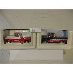 2 N.I.B Chevrolet 1957 CIH & IHC Truck Models