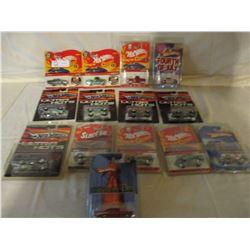 14 N.I.P Chevrolet Hot Wheels Cars and Trucks