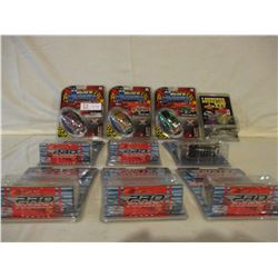 10 N.I.P Chevrolet Assorted Miniature Cars