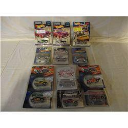 12 N.I.P Chevrolet Assorted Hot Wheels