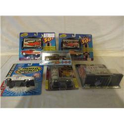 6 N.I.P Chevrolet Assorted Miniature Cars