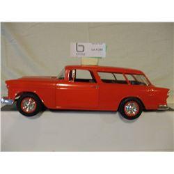 Chevrolet 1950s Nomad Plastic Kit Car 1/18 Scale