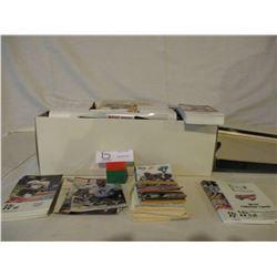 Saskatoon Blades Hockey Card Collection