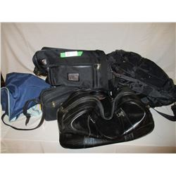 7 Assorted Handbags and Travelling Bags