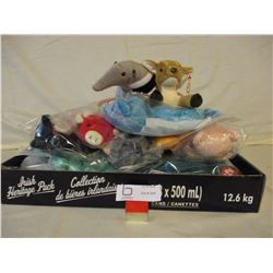 Assorted Box of Beanie Babies