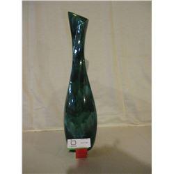 """Blue Mountain Vase 18"""" T"""