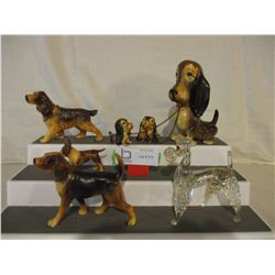 Assorted Dog Ornaments