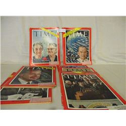 15 1960s Time Magazines