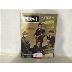 "1964 Saturday Evening Post ""Beatle"" Edition"