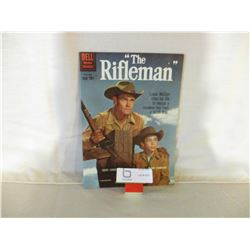 1960 The Rifleman Issue #4 Comic Book