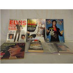 6 Elvis Priestly Books and Magazines